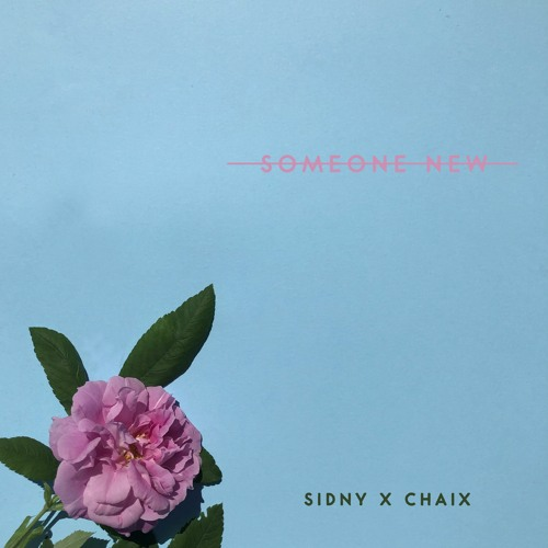 Sidny x Chaix - Someone New (artwork faeton music)