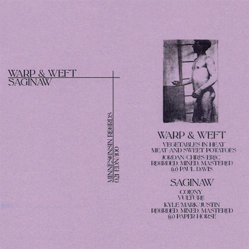 Warp & Weft - Meat and Sweet Potatoes (artwork faeton music)