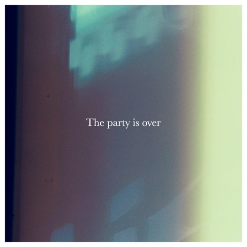 Walter Jr. - The Party Is Over (artwork faeton music)