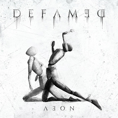 Defamed - Aeon (artwork faeton music)