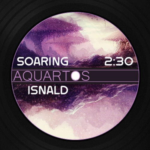 Aquartos - Soaring Island (artwork faeton music)
