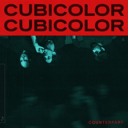 Cubicolor Counterpart artwork faeton music
