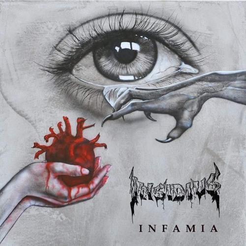 Insidius Infamy artwork faeton music