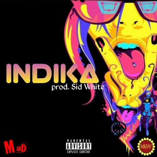 M-aD INDIKA artwork faeton music