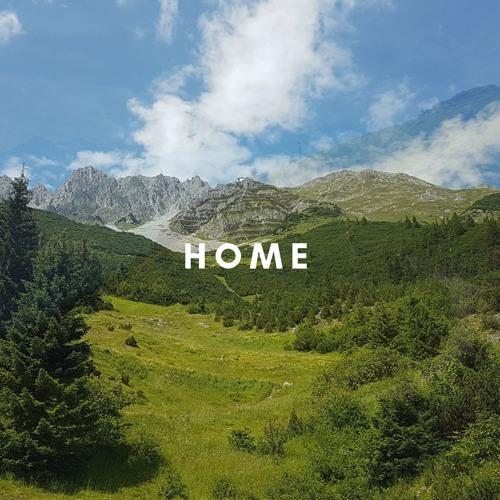 Simon Alexander Home artwork faeton music