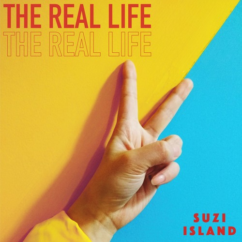 Suzi Island - The Real Life (Acoustic edit) (artwork faeton music)