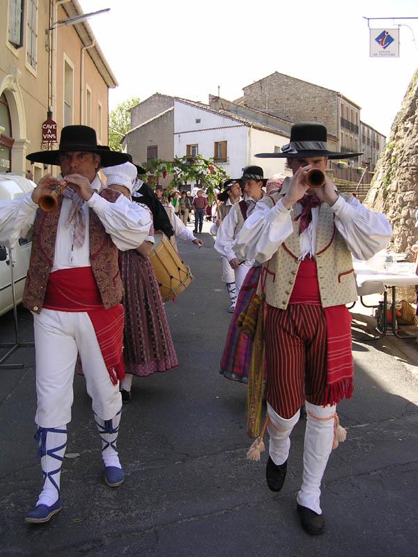 Los Gavelaires de la Narbonnaise