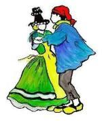 Logo des Tiocanié Folklore