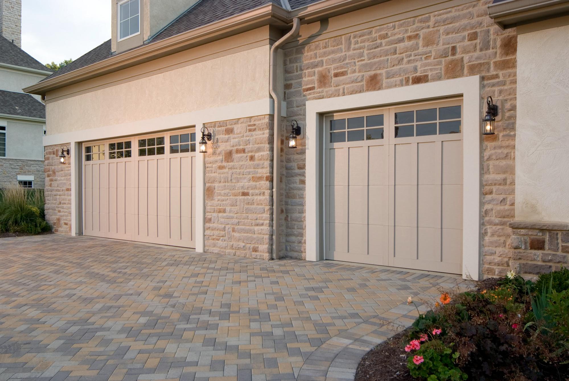 Choosing the Best Garage Door Paint Color For Your Home ... on Garage Door Colors Pictures  id=98835