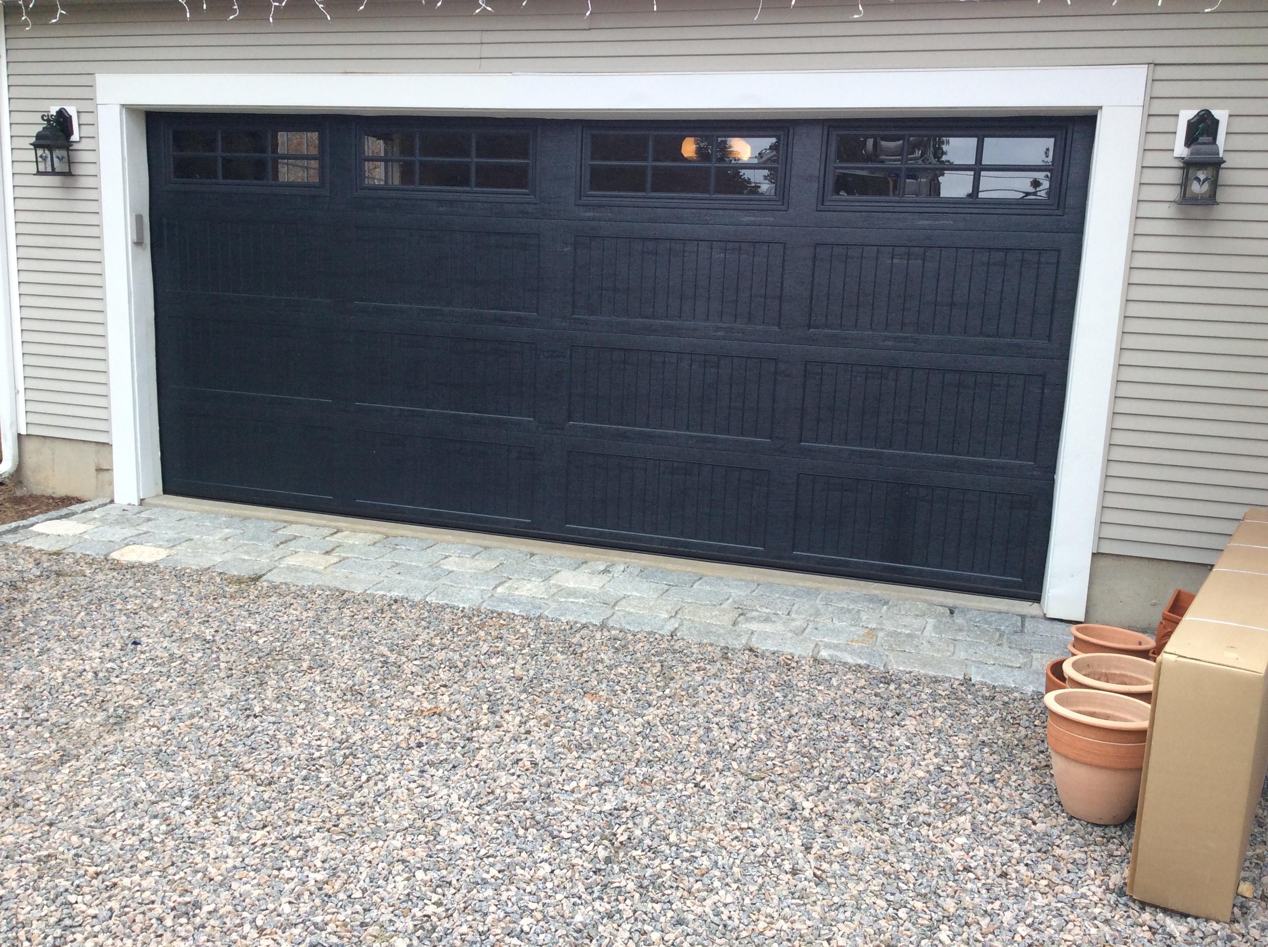 Choosing the Best Garage Door Paint Color For Your Home ... on Garage Door Color  id=95799
