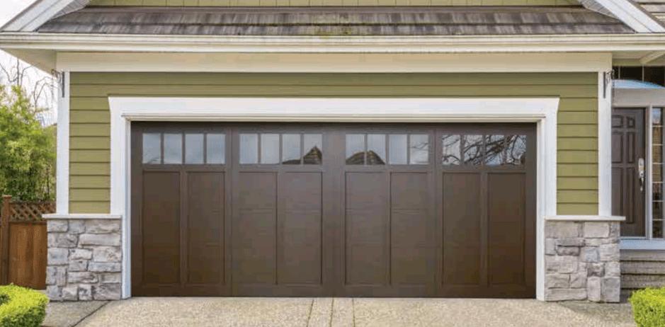 Choosing the Best Garage Door Paint Color For Your Home ... on Garage Door Color  id=64016