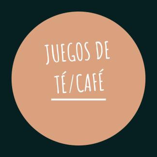 Juegos de té/café