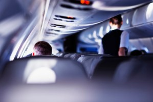 Flight Attendant Health Study Flying with airplane