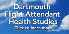 Dartmouth Flight Attendant Health Studies