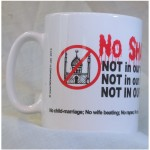 No Shariah mug pic 12