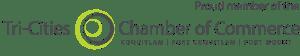 Chamber logo - member of- linear