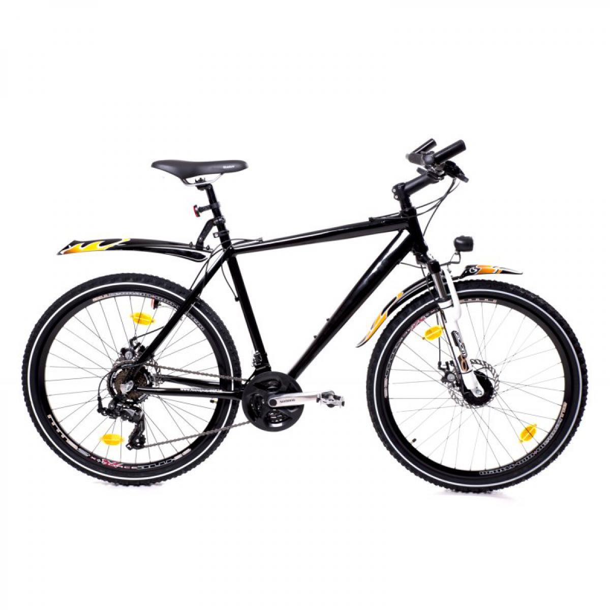 26 Zoll Mtb Cross Fahrrad Bike Shimano 21 Gang Stvzo Disc