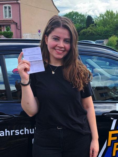 Praktische Führerprüfung - Ermira - 22.06.2020
