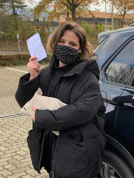 Praktische Führerprüfung - Feyza - 20.11.2020