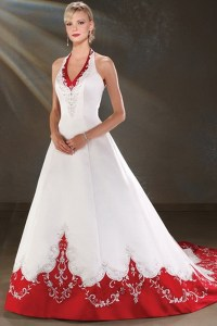 10 Non Traditional Wedding Dresses for the Non Traditional Bride source  dressesforawedding com