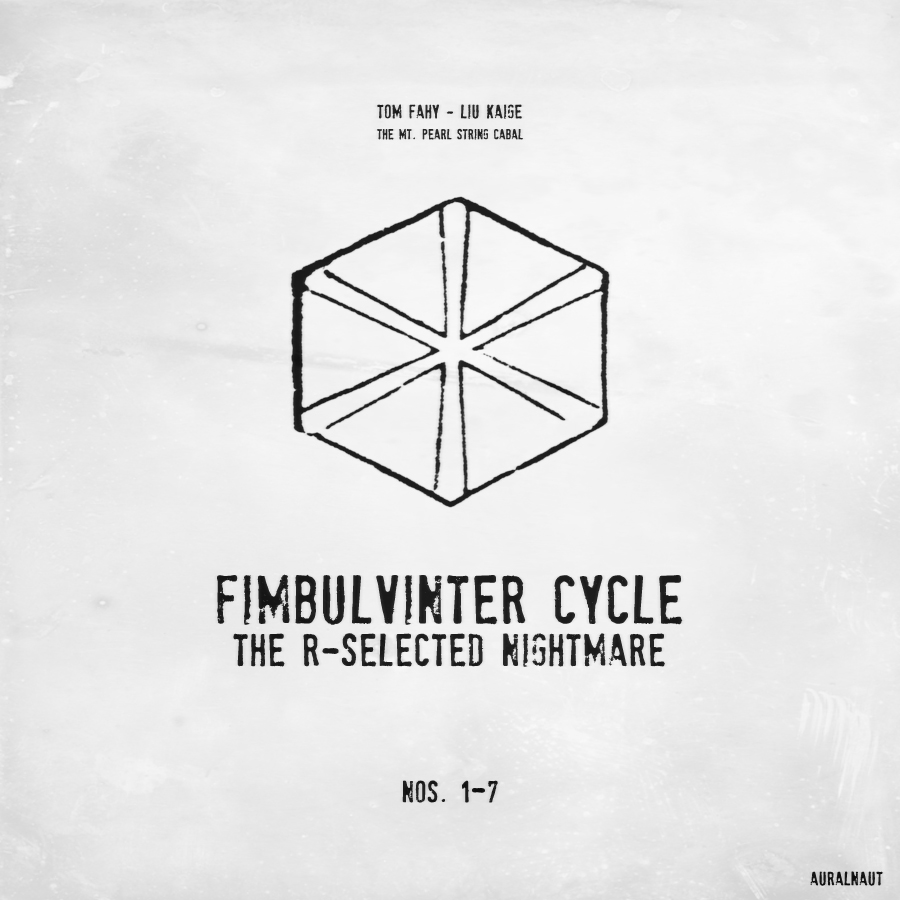 The R-Selected Nightmare (Fimbulvinter Cycle, Nos. 1-7), by Tom Fahy