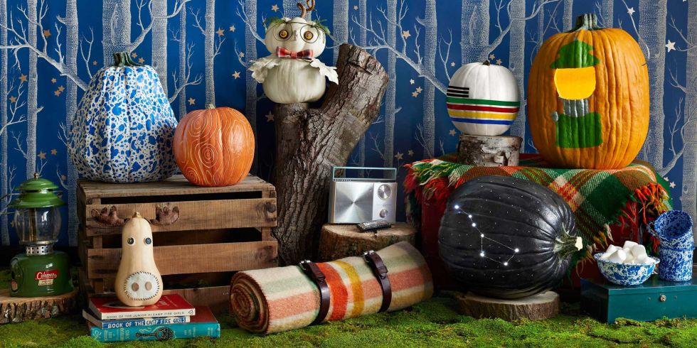 Decorare la casa con le zucche: 15 progetti creativi