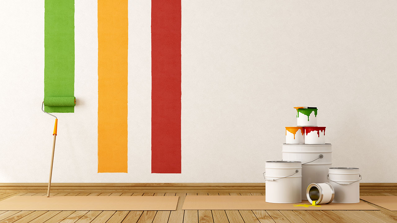Dalla scelta dei colori alla tipologia di pittura da. Dipingere Casa Fai Da Te Fai Da Te Creativo