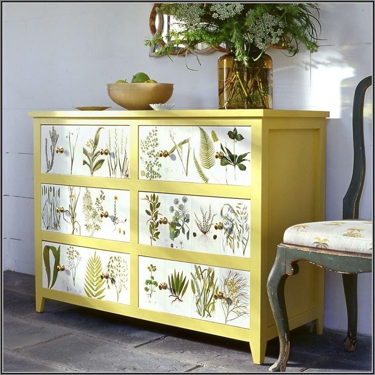 Per ridipingere la sedia sono stati usati smalti per legno [the paint. Dipingere I Mobili I 5 Errori Piu Comuni Fai Da Te Creativo