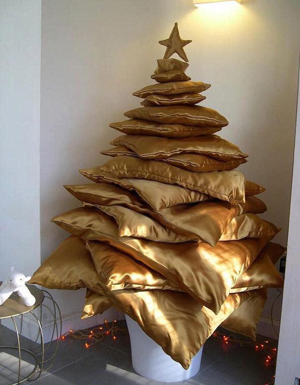Idee Originali Per Alberi Di Natale Fai Da Te