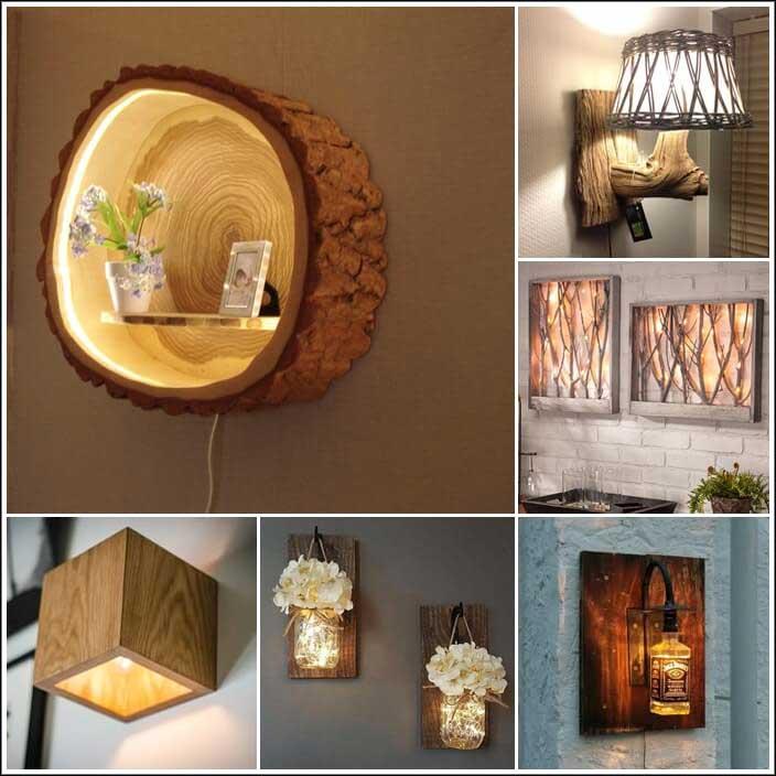 Ecco tante idee per lampade fai da te originali ed economiche da realizzare con la tecnica del riciclo creativo. Lampadari Con Legno Di Recupero Ecco 25 Idee Strepitose E Semplici Allo Stesso Tempo