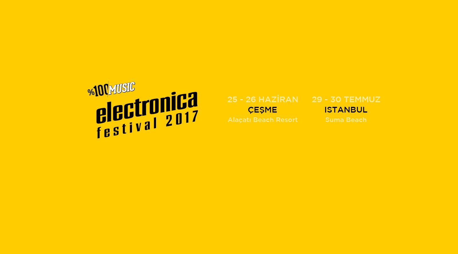 %100 Music: Electronica Festival