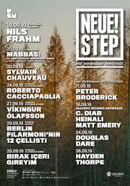 Neue Step! Autumn Festival.12 Cellist of the Berlin Philarmonic Orchestra