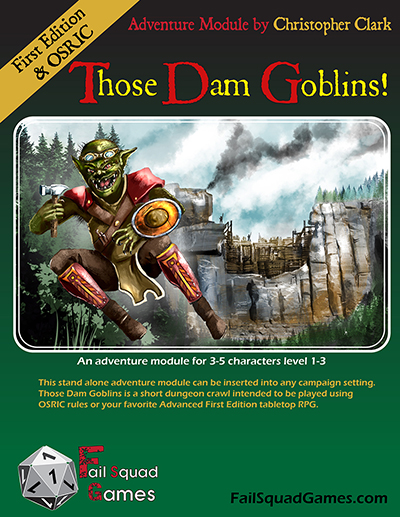 Those Dam Goblins on sale NOW!