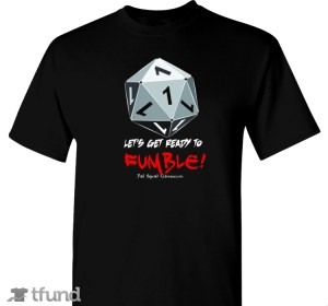 Fail Squad Games Shirt