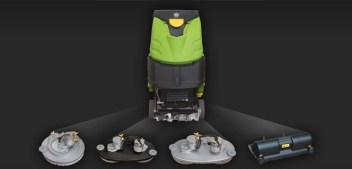 AUTOLAVEUSES CT51 ET CT71 – Les nouvelles laveuses de sols IPC/ICA, innovantes, flexibles et évolutives.