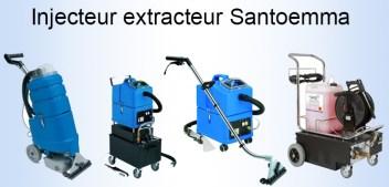 SANTOEMMA, fabricant de Nettoyeurs injecteurs extracteurs