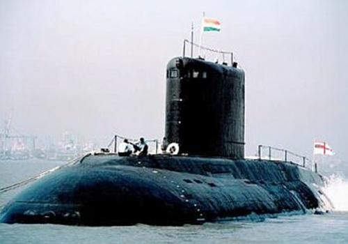 'Arihant' class ballistic missile submarines