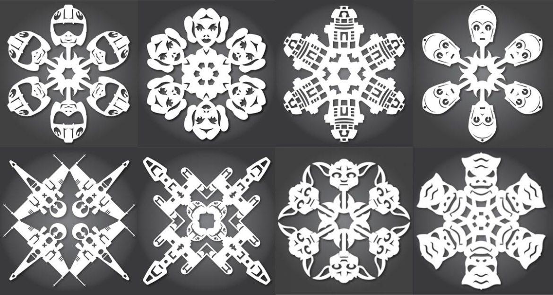 Star-Wars-Paper-Snowflakes