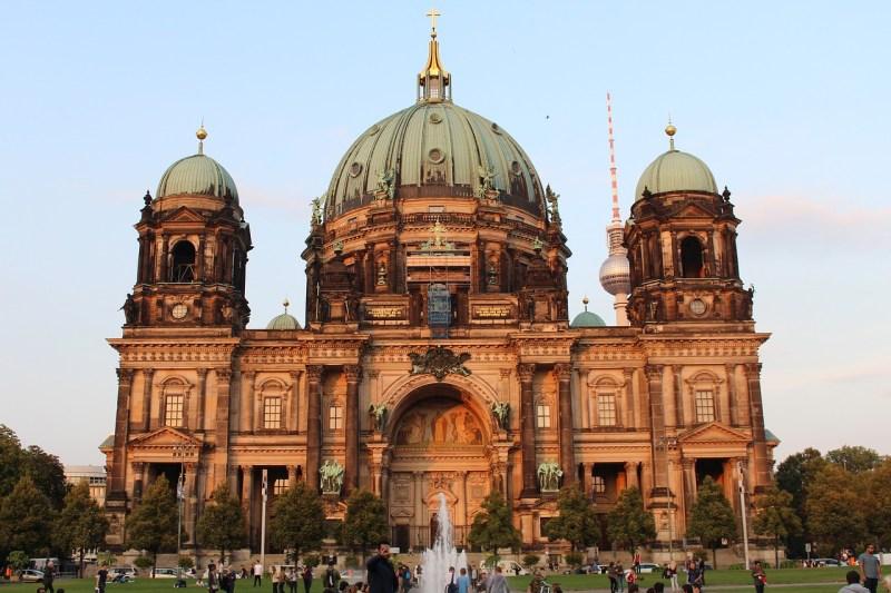 berlin, berlin cathedral, city