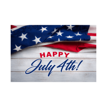 Welcome Back – July 4th BBQ