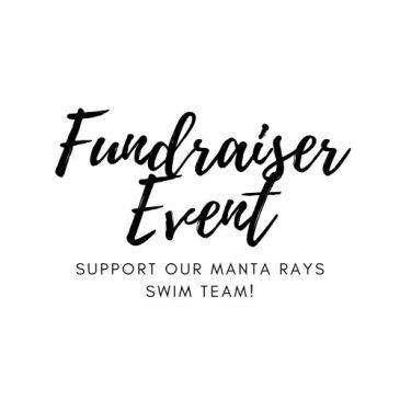 Manta Rays Fundraiser on Mon: 7/12!