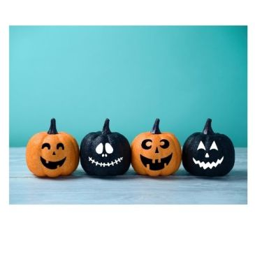 Halloween is on the Horizon!