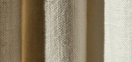 rideau ou un store isolant thermique