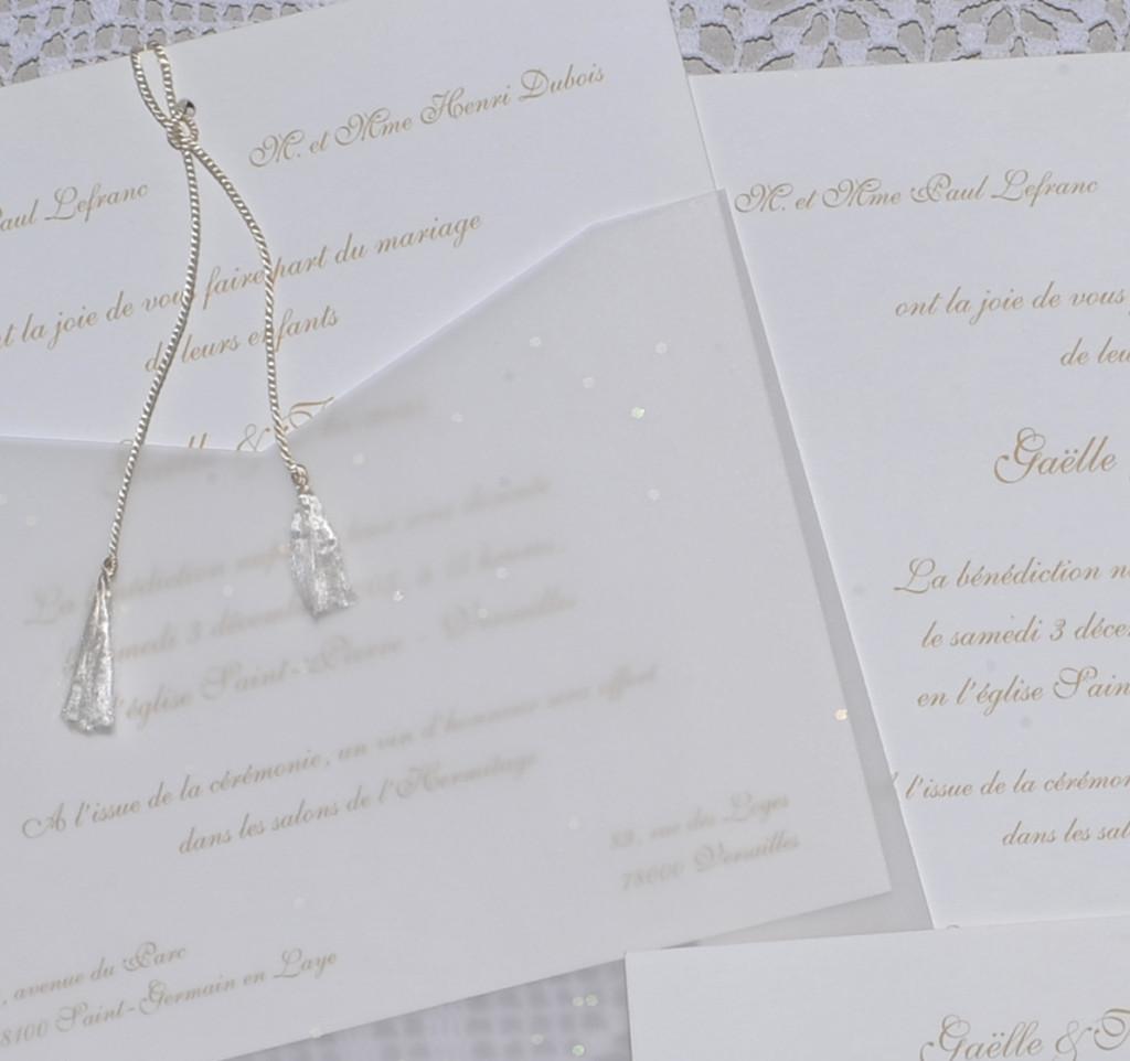 faire part mariage etoiles faire part calligraphie