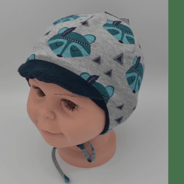 "MAXIMO Babymütze ""Waschbär"""