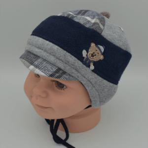MAXIMO Babywintermütze Bärchen