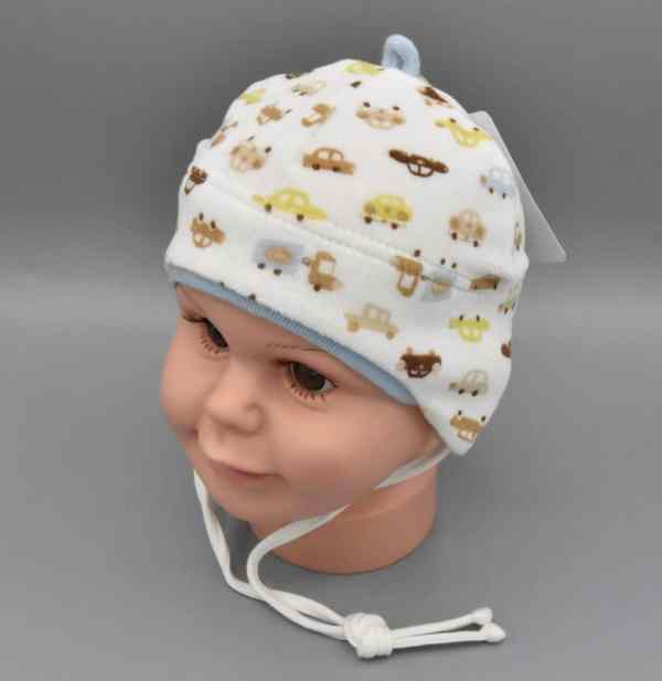 Maximo Babymütze Grösse 41
