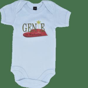 Baby Body Genie blau neu