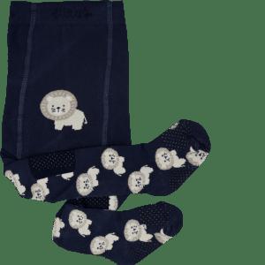 EWERS Krabbelstrumpfhose Löwe Anti Rutsch Sohle für Babys
