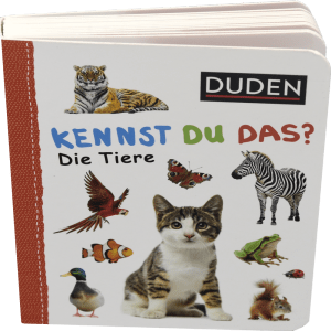 Babybuch Tiere